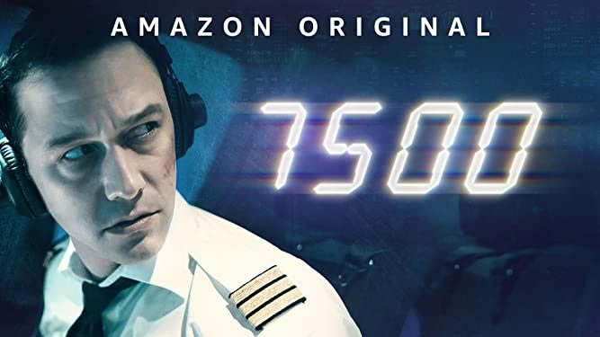 7500 – Movie Review [Amazon's Prime Video] (2/5)
