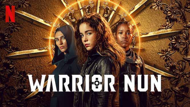 Warrior Nun: Season 1 – Netflix Review