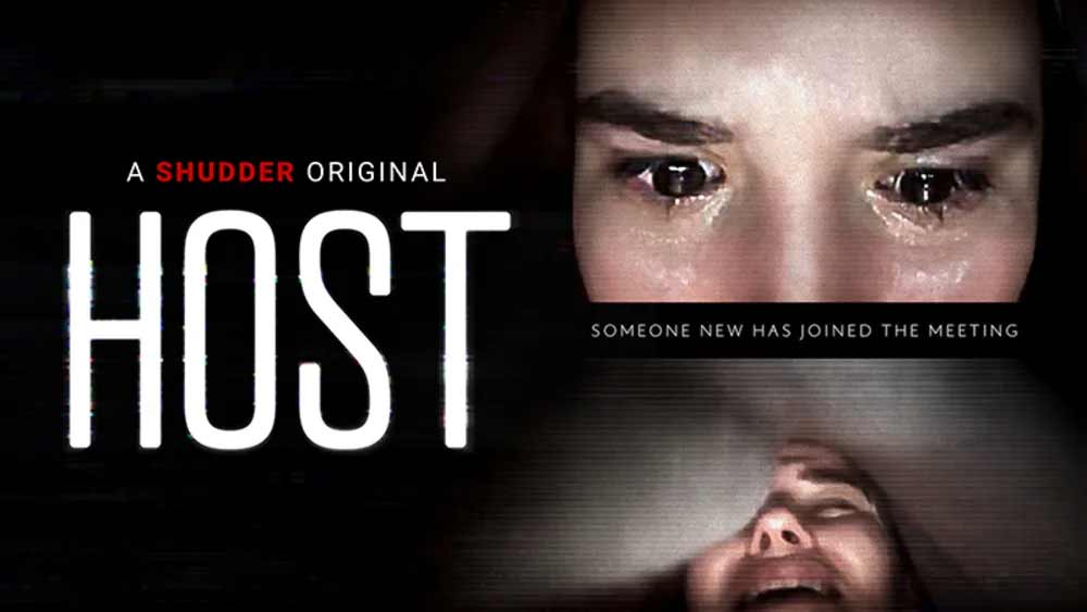 Host (2020) – Review | Shudder Horror Movie |
