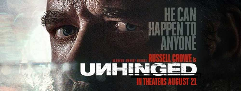 Unhinged – Movie Review (4/5)