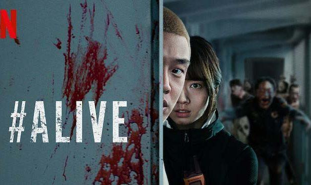 #Alive – Netflix Review (4/5)
