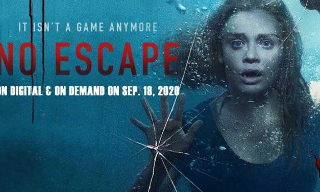 No Escape [2020] – Movie Review (3/5)