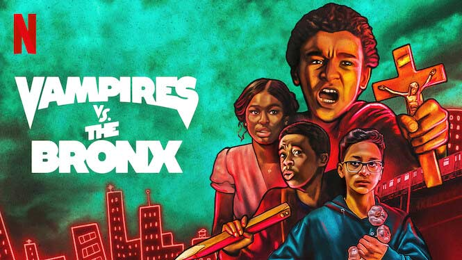 Vampires vs. the Bronx – Netflix Review (2/5)