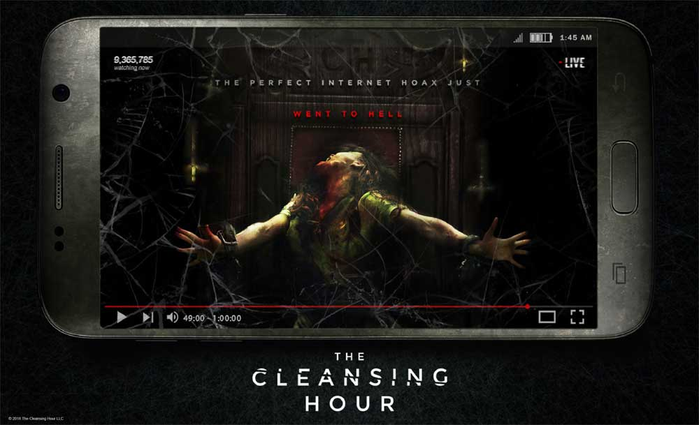 The Cleansing Hour – Shudder Review (3/5)