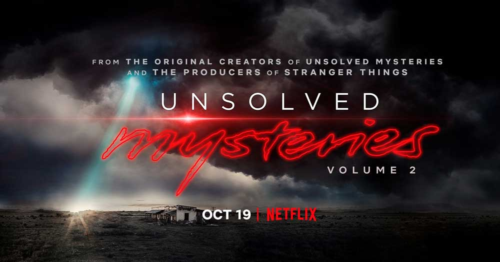 Unsolved Mysteries: Volume 2 – Netflix Review