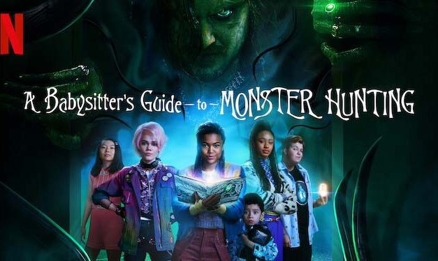 A Babysitter's Guide to Monster Hunting – Netflix Review (3/5)