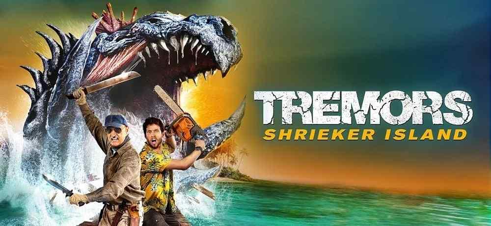 Tremors: Shrieker Island [2020] – Netflix Review (3/5)