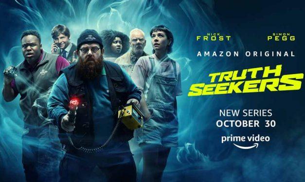 Truth Seekers: Season 1 – Review [Amazon Prime] (3/5)