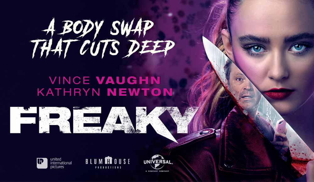Freaky – Movie Review (4/5)