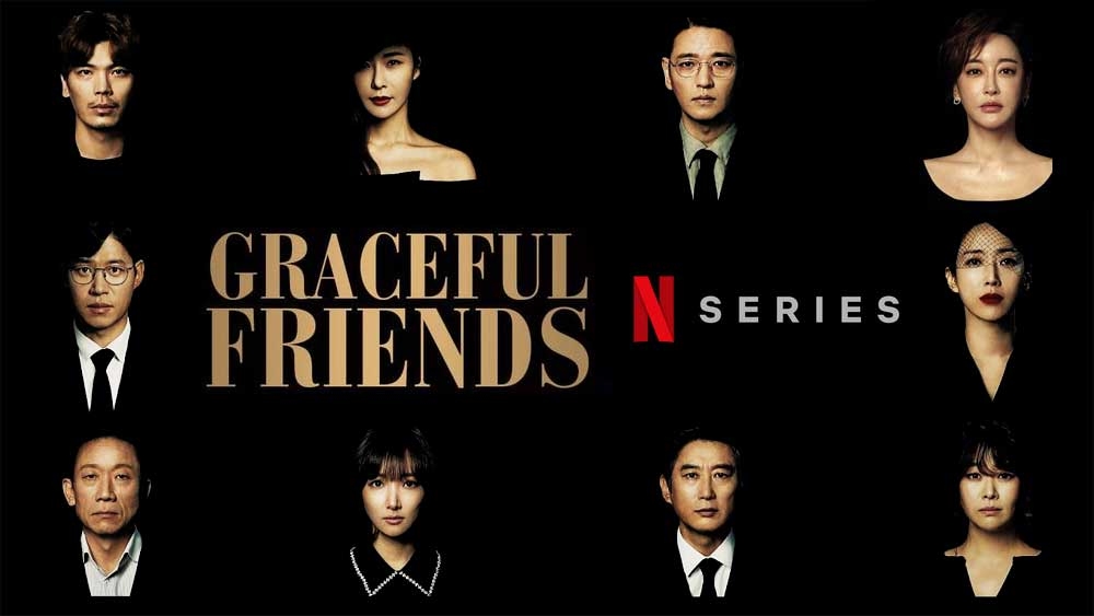 Graceful Friends: Season 1 – Netflix Review