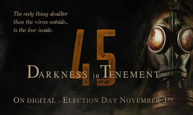 Darkness in Tenement 45 – Movie Review (2/5)