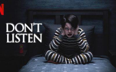 Don't Listen – Netflix Review (2/5)