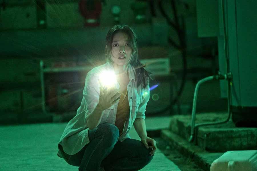 Lingering Review – Shudder Horror Movie