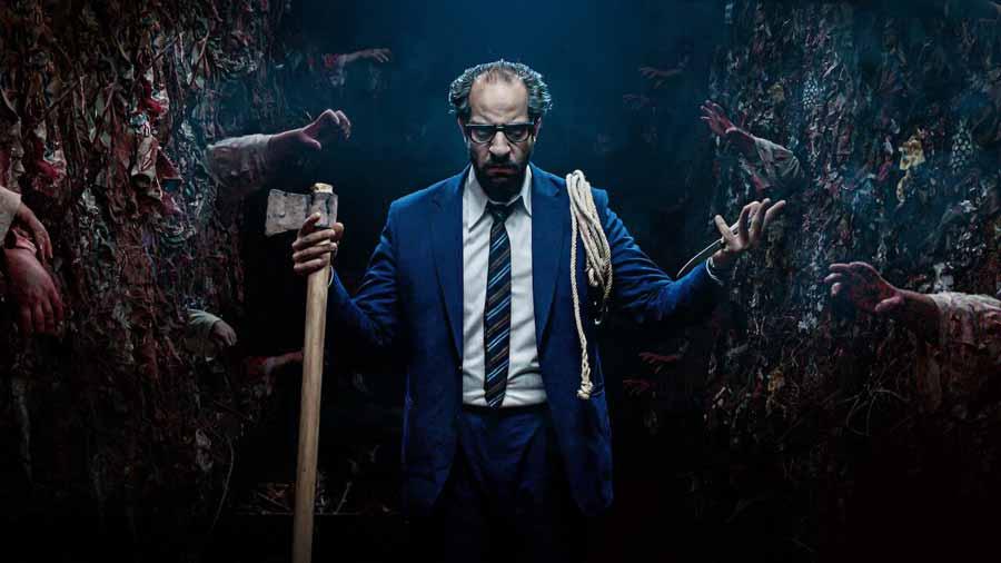 Paranormal: Season 1 – Review | Netflix Horror Series