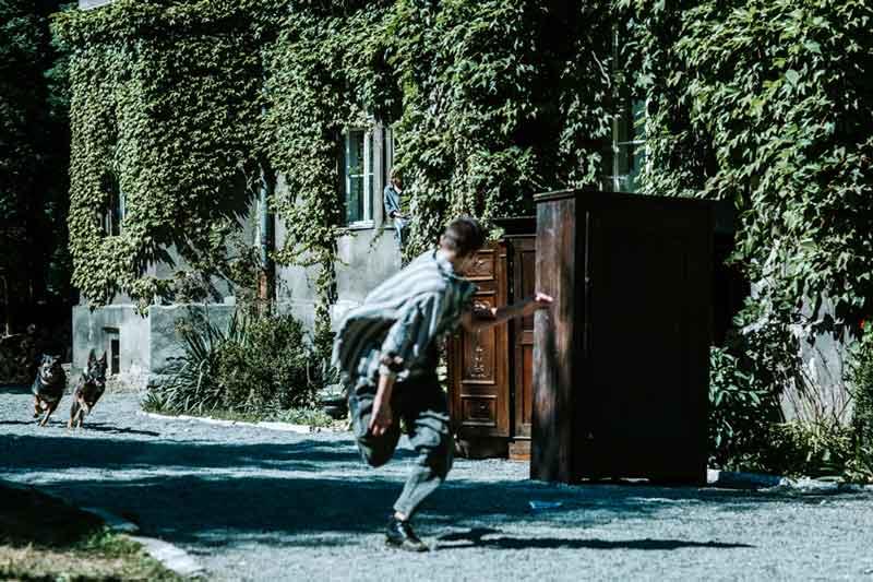 Werewolf – Horror Movie Review – Foto by Łukasz Bąk