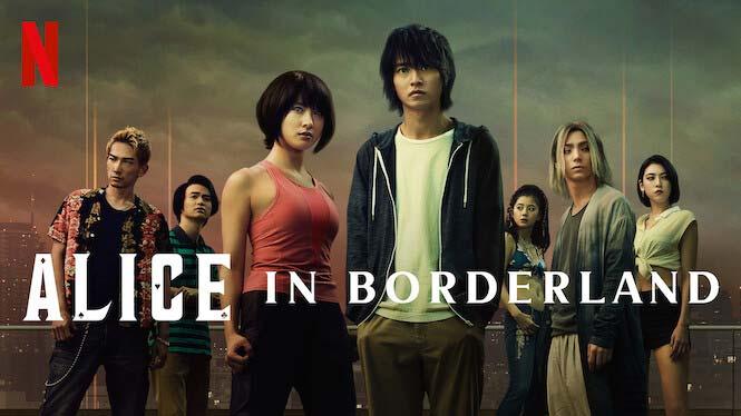 Alice in Borderland: Season 1 – Netflix Review