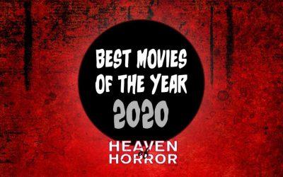 Best Horror, Thriller & Sci-Fi Movies of 2020