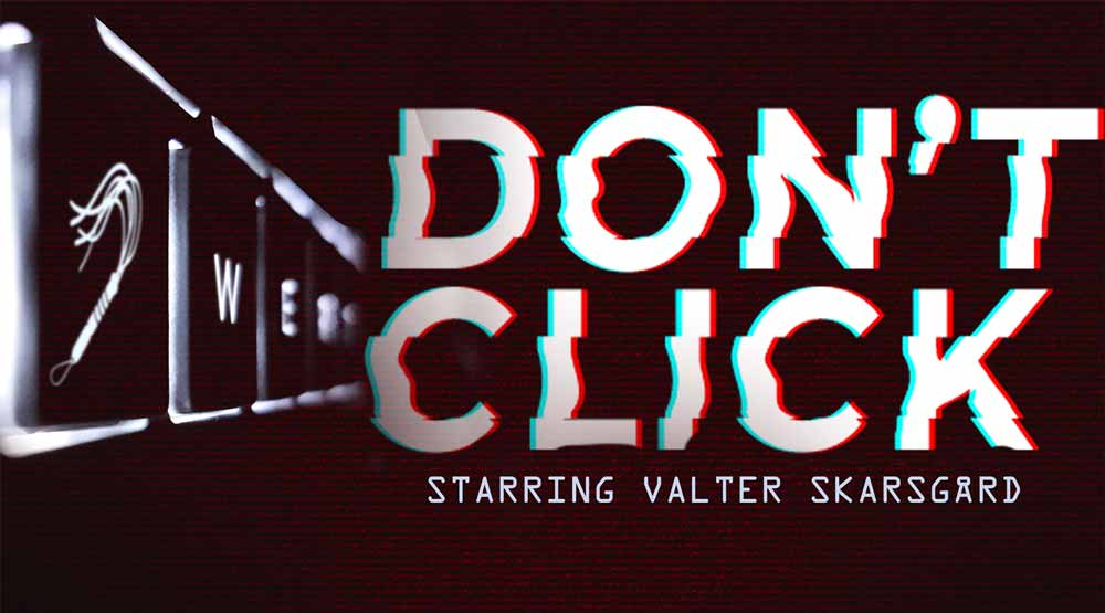 Don't Click – Movie Review (2/5)