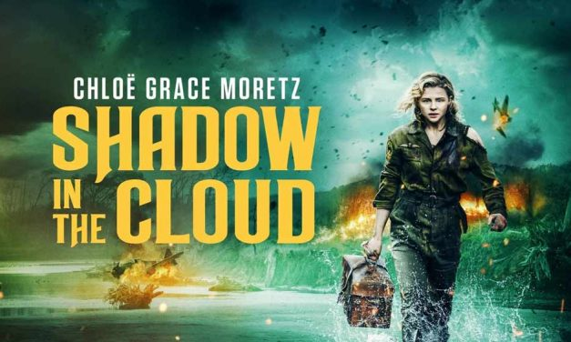 Shadow in the Cloud – Movie Review (4/5)