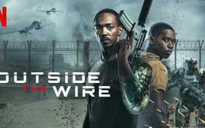 Outside the Wire – Netflix Review (3/5)