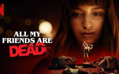 All My Friends Are Dead – Netflix Review (3/5)
