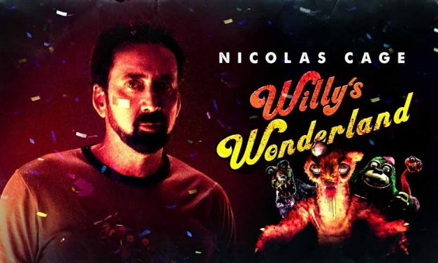 Willy's Wonderland – Movie Review (4/5)