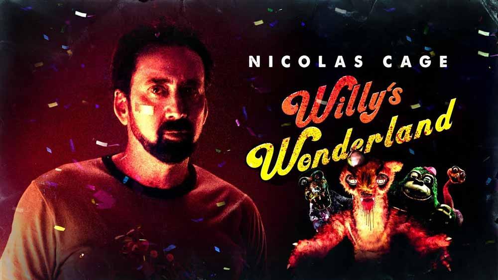 Willy's Wonderland – Movie Review (4/5)