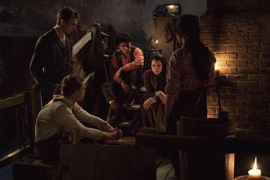 The Irregulars – Review | Netflix Horror-Mystery Series