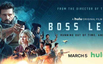Boss Level – Hulu Review (4/5)