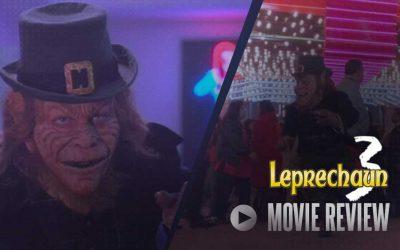 Leprechaun 3 – Movie Review
