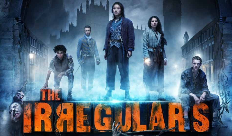 The Irregulars – Review   Netflix Horror-Mystery Series   Heaven of Horror