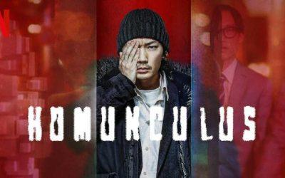 Homunculus – Netflix Review (3/5)
