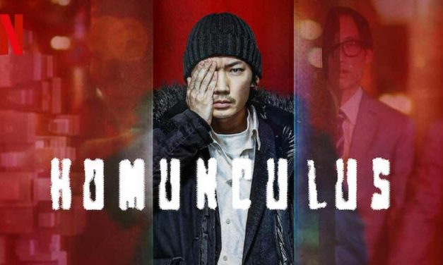 Homunculus – Netflix Review (3/5)