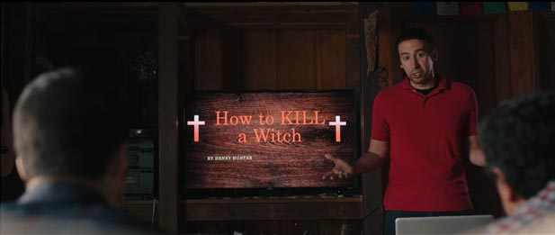 Bad Witch (2021) Horror Comedy Review