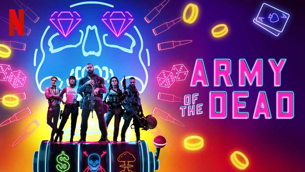 Army of the Dead – Netflix Review (3/5)