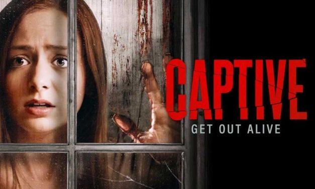 Captive [2021] – Movie Review (3/5)
