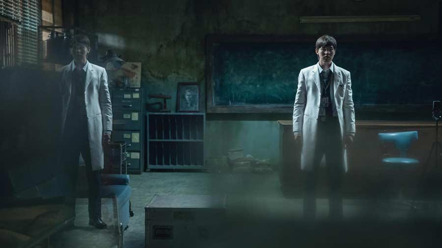Ghost Lab – Review   Netflix Thai Horror Thriller