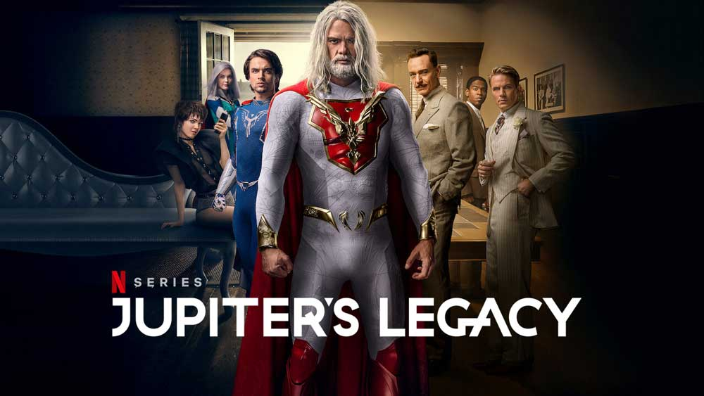 Jupiter's Legacy: Season 1 – Review | Netflix Series | Heaven of Horror