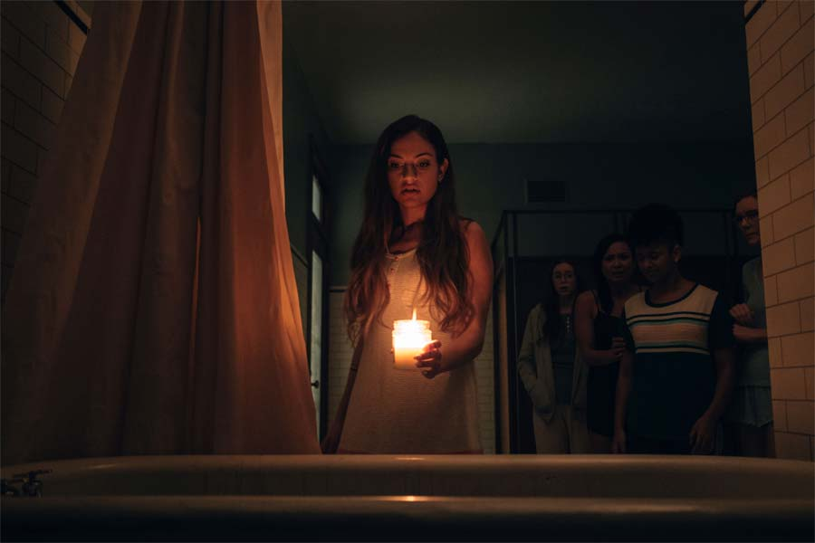 SEANCE (2021) Horror Review