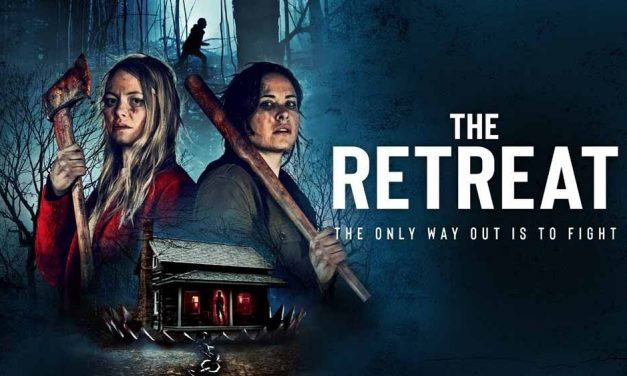 The Retreat [2021] – Movie Review (4/5)