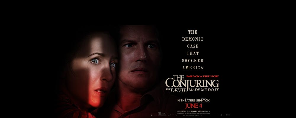 The Conjuring 3: The Devil Made Me Do It – Review (4/5)