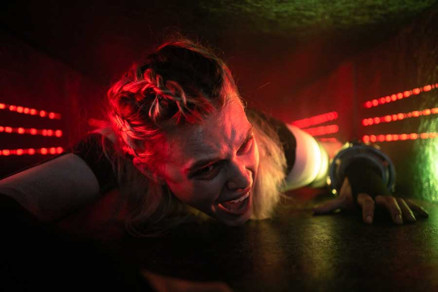 Meander – Horror Movie Review