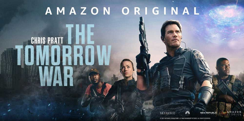 The Tomorrow War – Review | Amazon Prime Video | Heaven of Horror