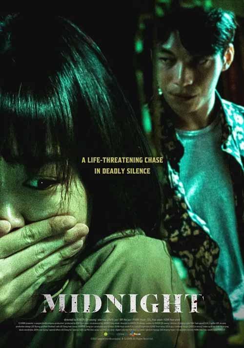 Midnight (2021) South Korean Thriller