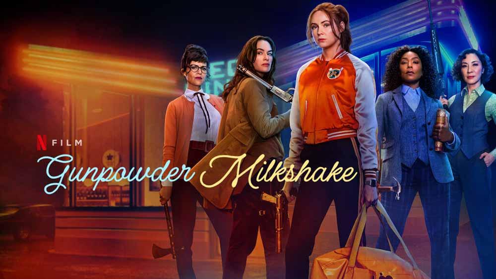 Gunpowder Milkshake – Netflix Review (4/5)