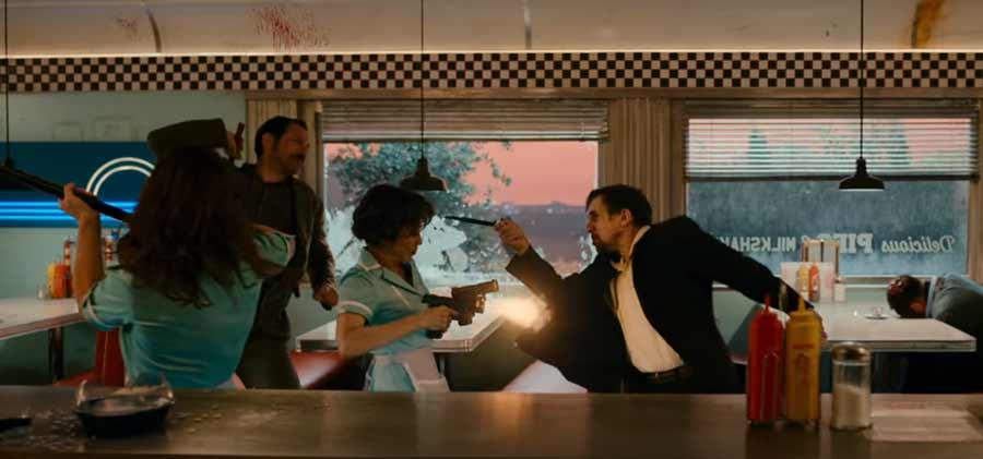 Gunpowder Milkshake – Netflix Review