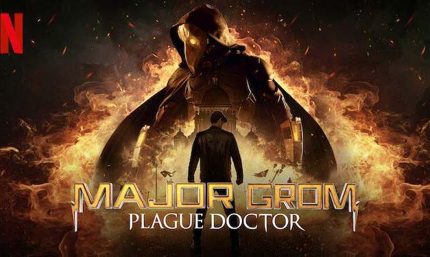 Major Grom: Plague Doctor – Netflix Review (3/5)