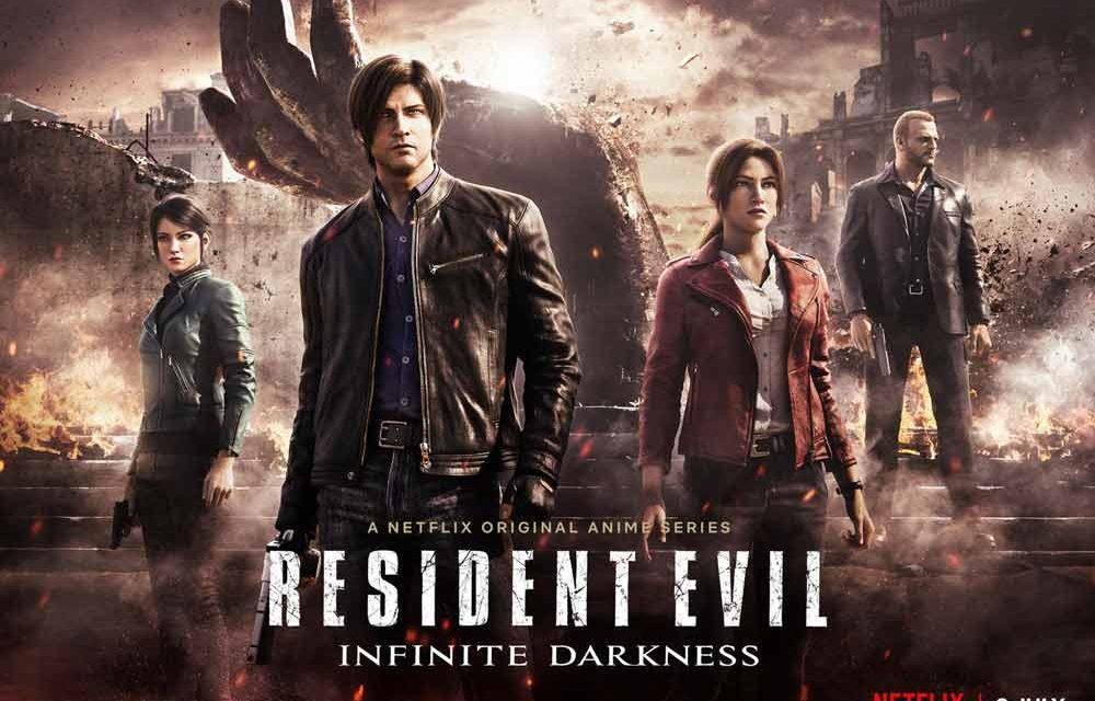 RESIDENT EVIL: Infinite Darkness – Netflix Review