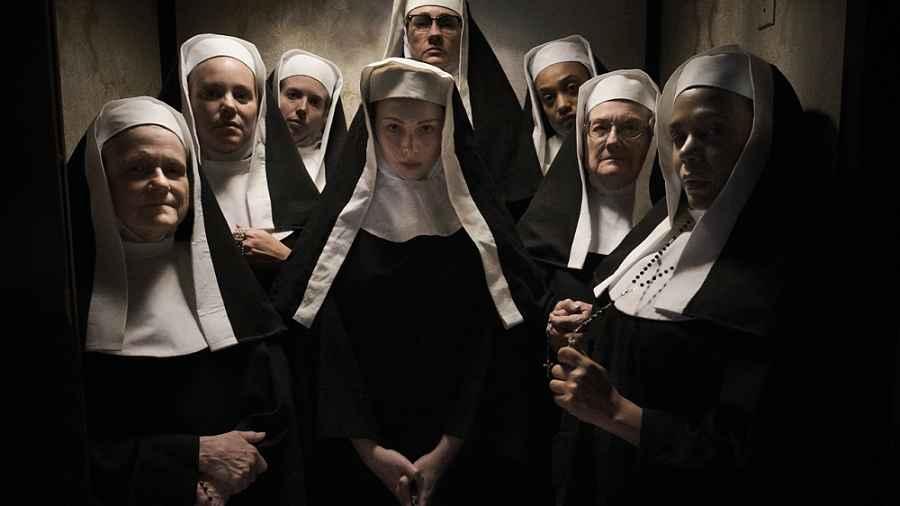 Agnes (2021) Review - Nun Horror Drama