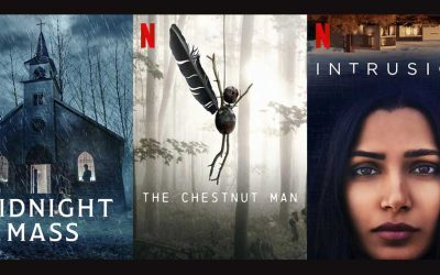 Horror Coming to Netflix in September 2021